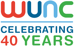 WUNC-40th-Logo